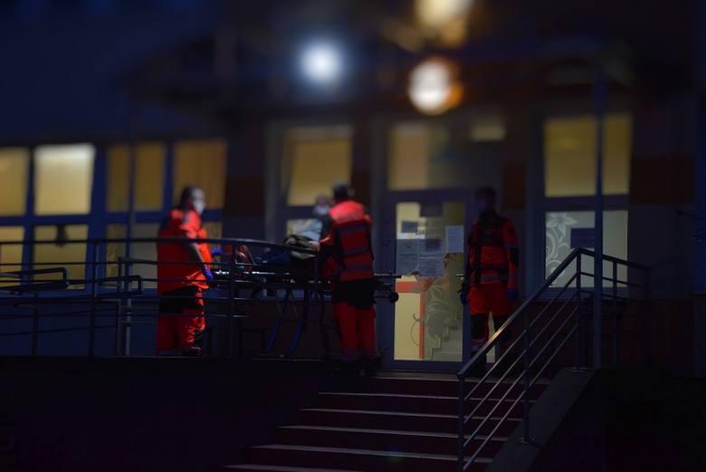Z powodu 4-latka z koronawirusem zamknięto oddział chirurgii dziecięcej szpitala w Zielonej Górze. Babcia chłopca ukryła przed medykami to, że matka