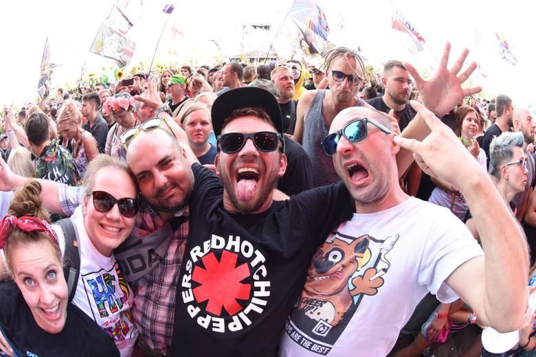 Pol'and'Rock 2019 za nami. Jak zawsze Woodstock przyciągnął do Kostrzyna nad Odrą tysiące osób. Byłeś wśród nich? Bawiłeś się na koncertach? Zajrzyj