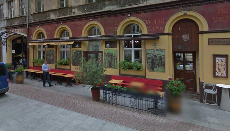 """Kuchnia polska, europejska, wschodnioeuropejska, środkowoeuropejska, izraelska; ul. 6 Sierpnia 2/4""""Byłam z narzeczonym w Restauracji Anatewka"""