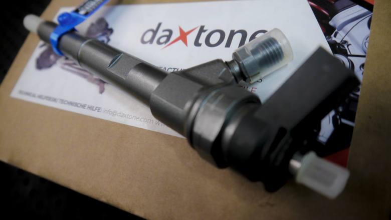 Daxtone - regenerowane wtryskiwacze Common Rail i pompy