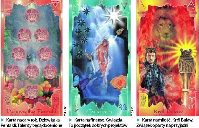 Horoskop 2014 Karty Tarota Ostrzegaja Przepowiednie Na 2014