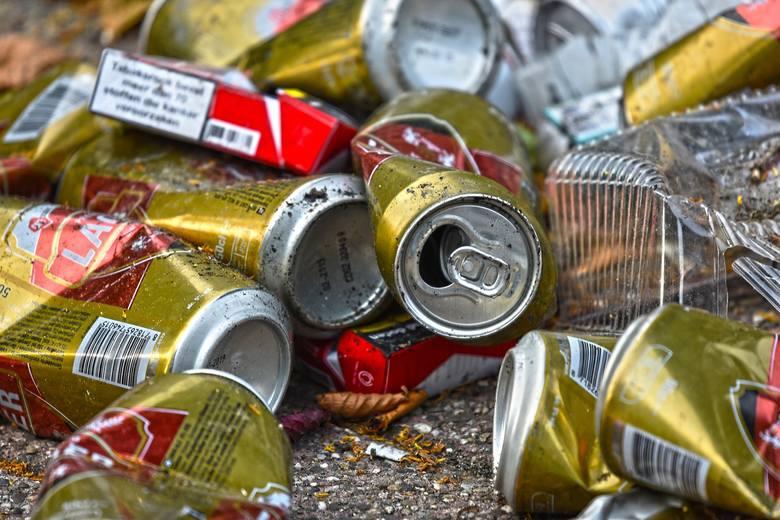 Napoje gazowane, szczególnie te w puszkach mogą pod wpływem temperatury... eksplodować!
