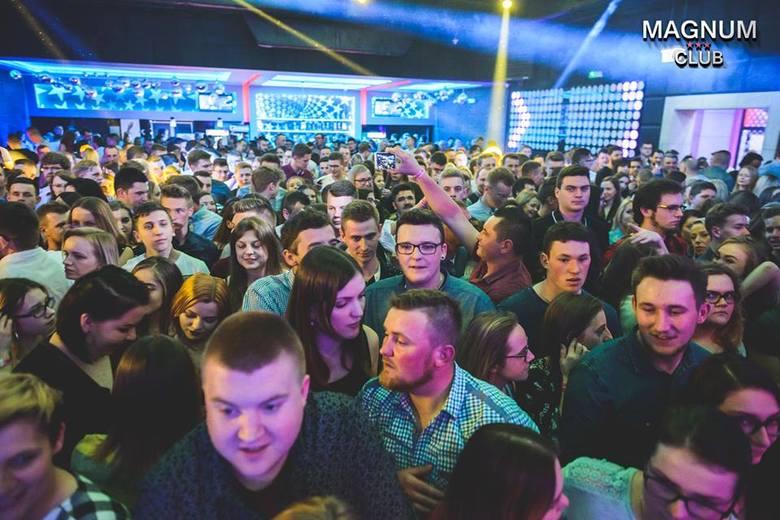Tłumy publiczności bawiły się na koncercie Sławomira w Magnum Club w Wachowie. Gwiazda muzyki rock polo zaśpiewał na dyskotece pod Olesnem swoje największe