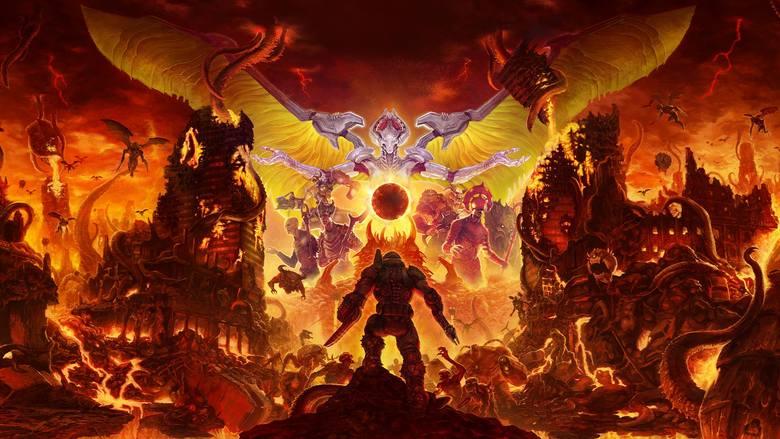 Kolejna część legendarnego cyklu, w którym gracze mierzą się z hordami wrogów. Tym razem czeka nas kontynuacja Dooma z 2016 roku, a więc świetnie przyjętego