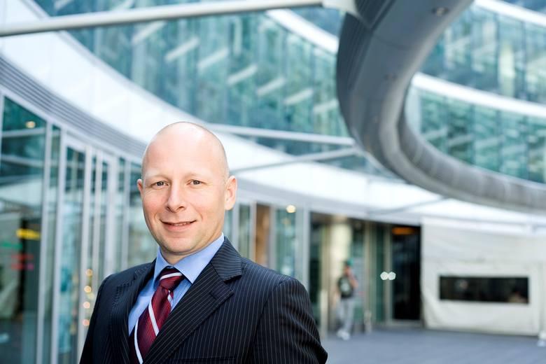 Marcin Mędrzecki, dyrektor w Dziale Doradztwa Inwestycyjnego Colliers International.