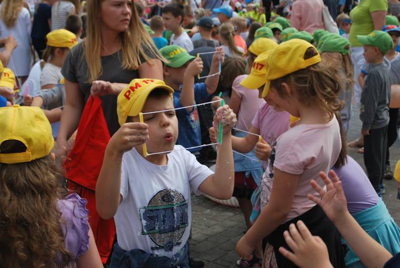 Językowy Dzień Dziecka dla Natalii Kaczyńskiej (zdjęcia)
