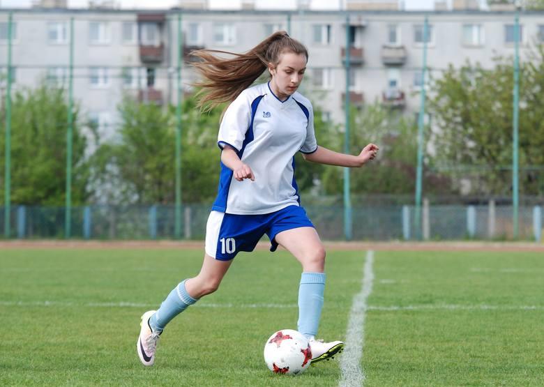 Anna Nowak - piłkarska Kamiennej Brody.