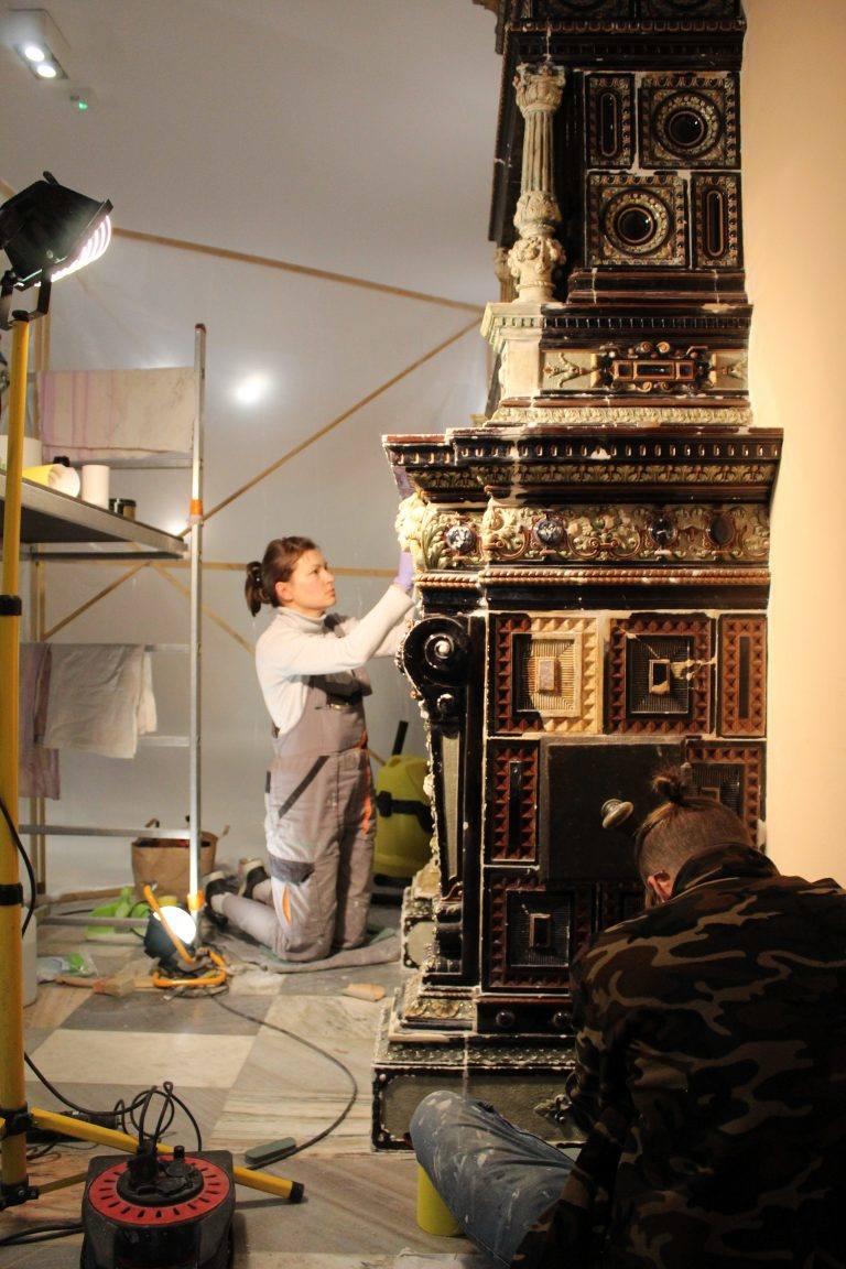 Obiektowi przywrócony został dawny XIX-wieczny wygląd.