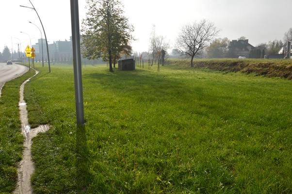 Zarząd osiedla proponuje by nowy plac zabaw powstał przy ul. Witosa, w pobliżu straży pożarnej