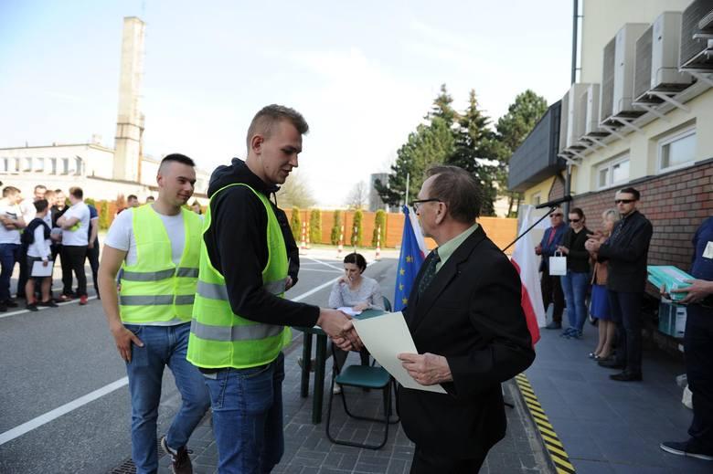 Młodzieżowy Turniej Motoryzacyjny  w WORD w Skierniewicach rozstrzygnięty [ZDJĘCIA]