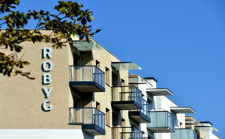 Letnica coraz częściej wybieranym miejscem do życia. Robyg: Budujemy nie tylko domy i mieszkania. Inwestujemy w infrastrukturę i rekreację