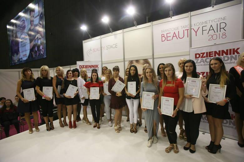 Za nami wielka gala wręczenia nagród w plebiscycie Dziennika Zachodniego - Mistrzowie Urody 2018. W trakcie targów Beauty Fair 2018 w Katowicach nagrodziliśmy