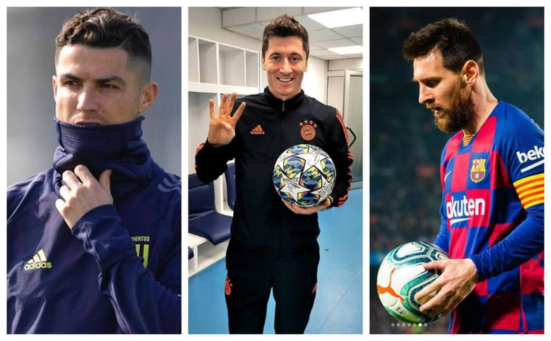 Według przecieków Złotą Piłkę 2019 ma zdobyć Leo Messi. Jeśli faktycznie tak się stanie, Robert Lewandowski będzie mógł czuć się pokrzywdzonym. Zobaczcie,