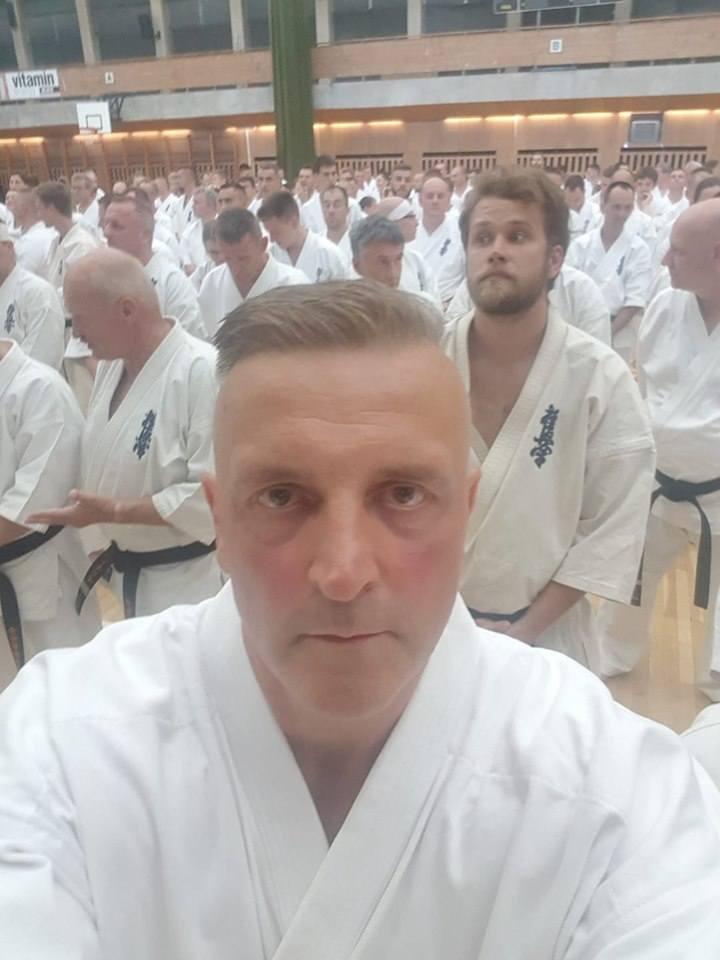 Mirosław Guzik - pierwszy shihan karate w Radomiu!