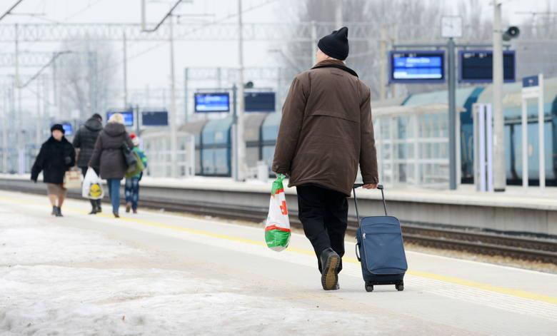 Najpewniej do końca lutego chcąc dojechać do Berlina musimy się liczyć z dłuższą podróżą