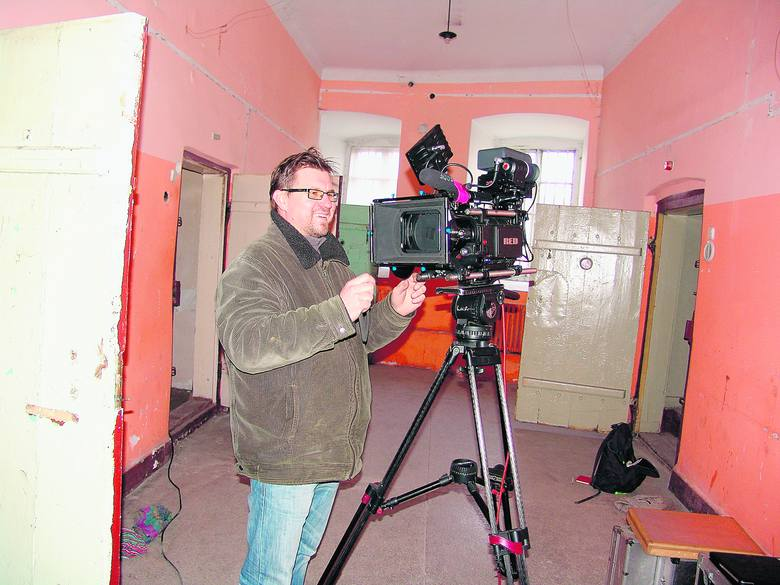 Polski operator kręcił zdjęcia w Łęczycydo filmu licencjackiegoMeksykanina Joaquina del Paso.