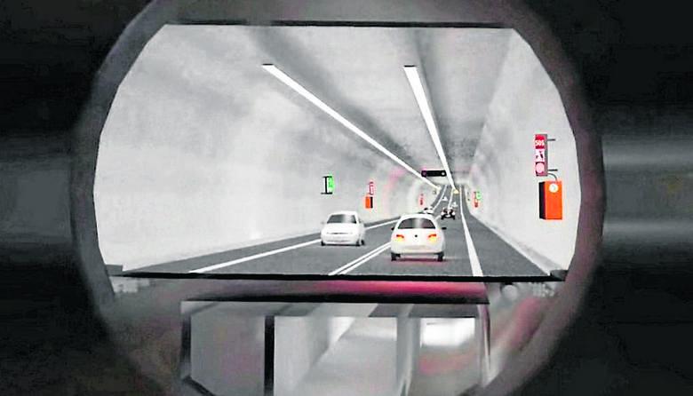 Decyzja o funduszach na tunel w trzecim kwartale tego roku
