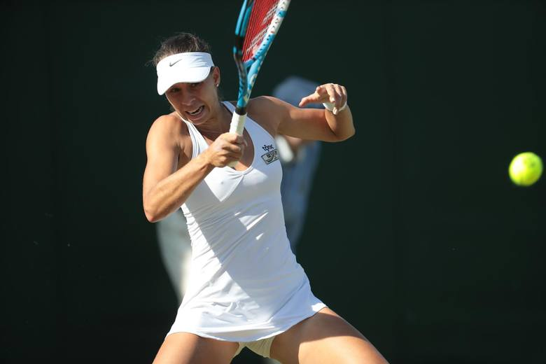 WTA w Tiencinie. Magda Linette wygrała w... 20 minut