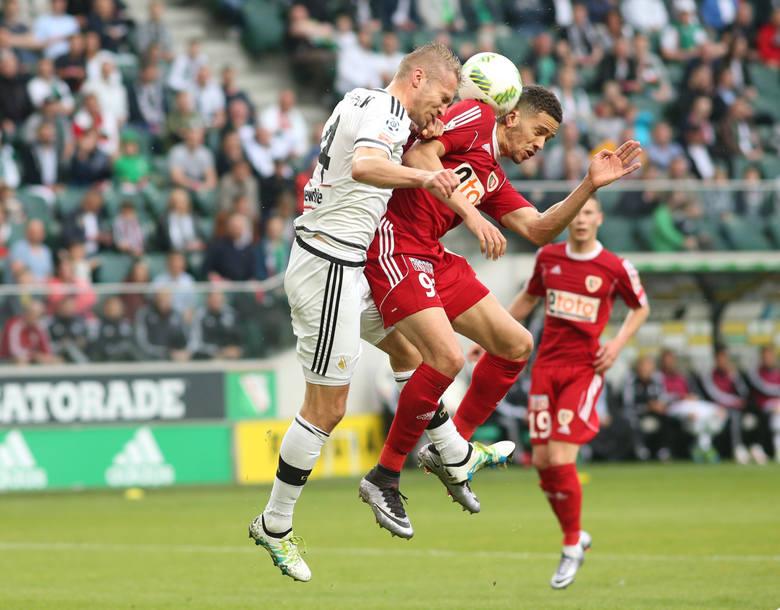 Legia Warszawa rozbiła Piasta Gliwice 4:0 i jest o krok od mistrzostwa Polski
