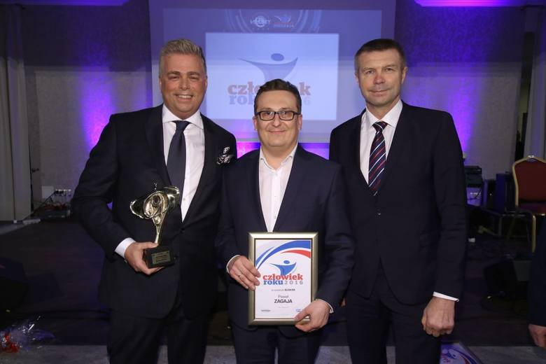 Kulisy gali Człowiek Roku i Lider Regionu 2016