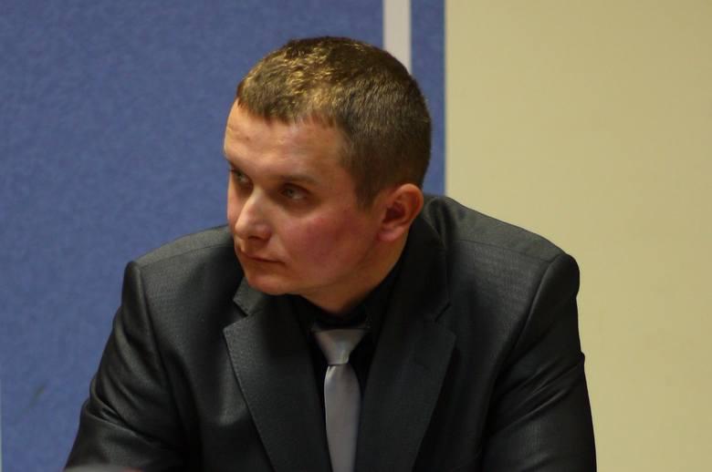 Przemysław Ficner został nowym wicestarostą pow. nowosolskiego.
