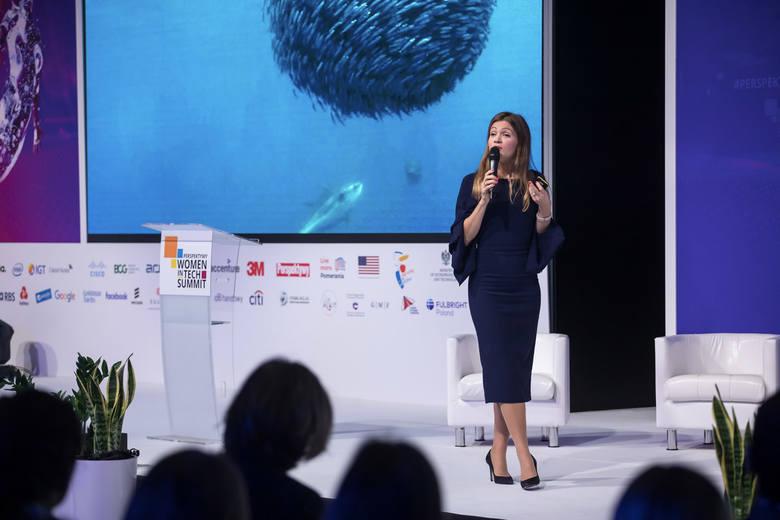 Siri Chilazi: Równość płci nadal nie jest powszechna na świecie