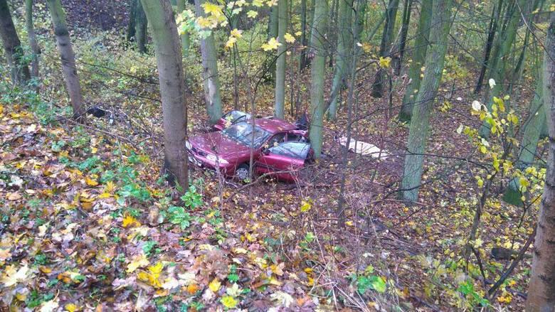 W miejscowości Mokre doszło dzisiaj do tragicznego wypadku