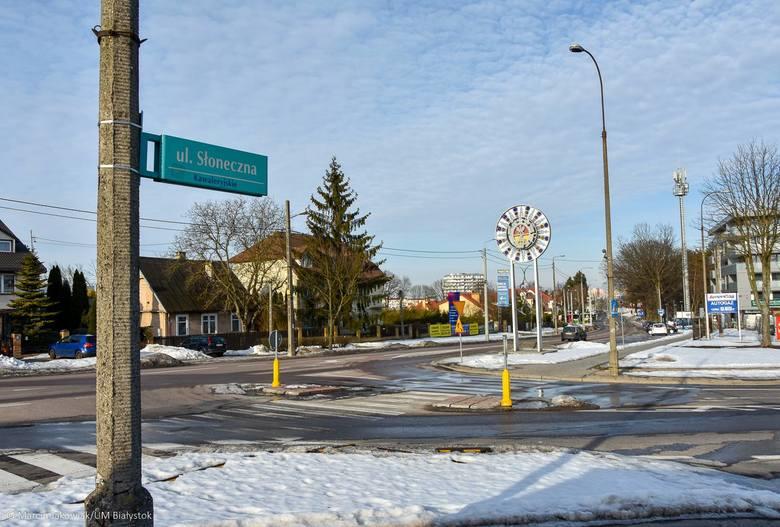 Ulice w Białymstoku zostaną przebudowane. To Słoneczna i Strzelecka