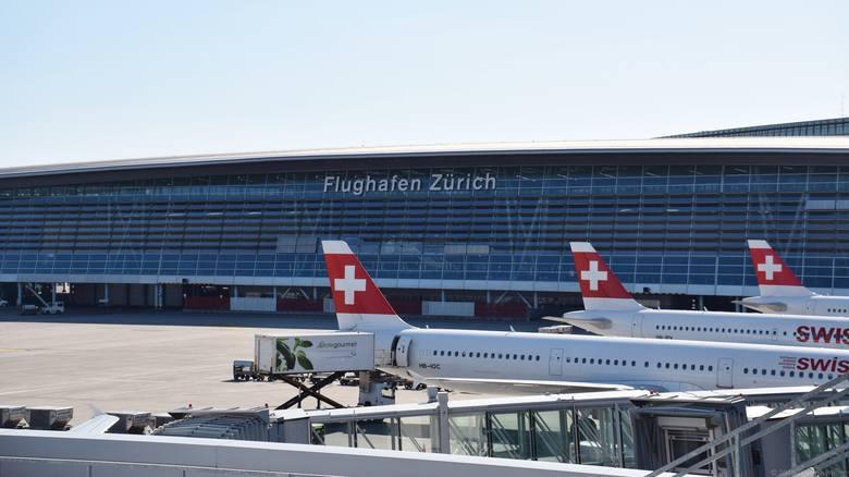 10. Zurich Airport