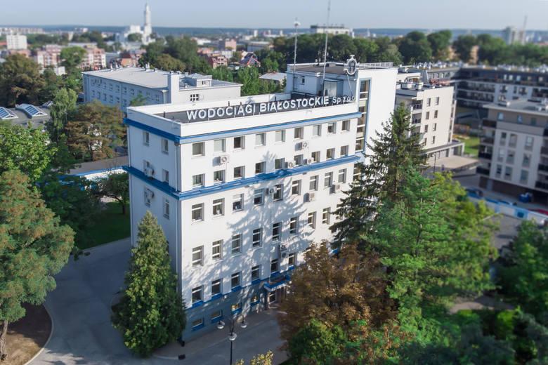 Wodociągi Białostockie zatrudniają ponad 400 osób, rozwijają się i potrzebują pracowników