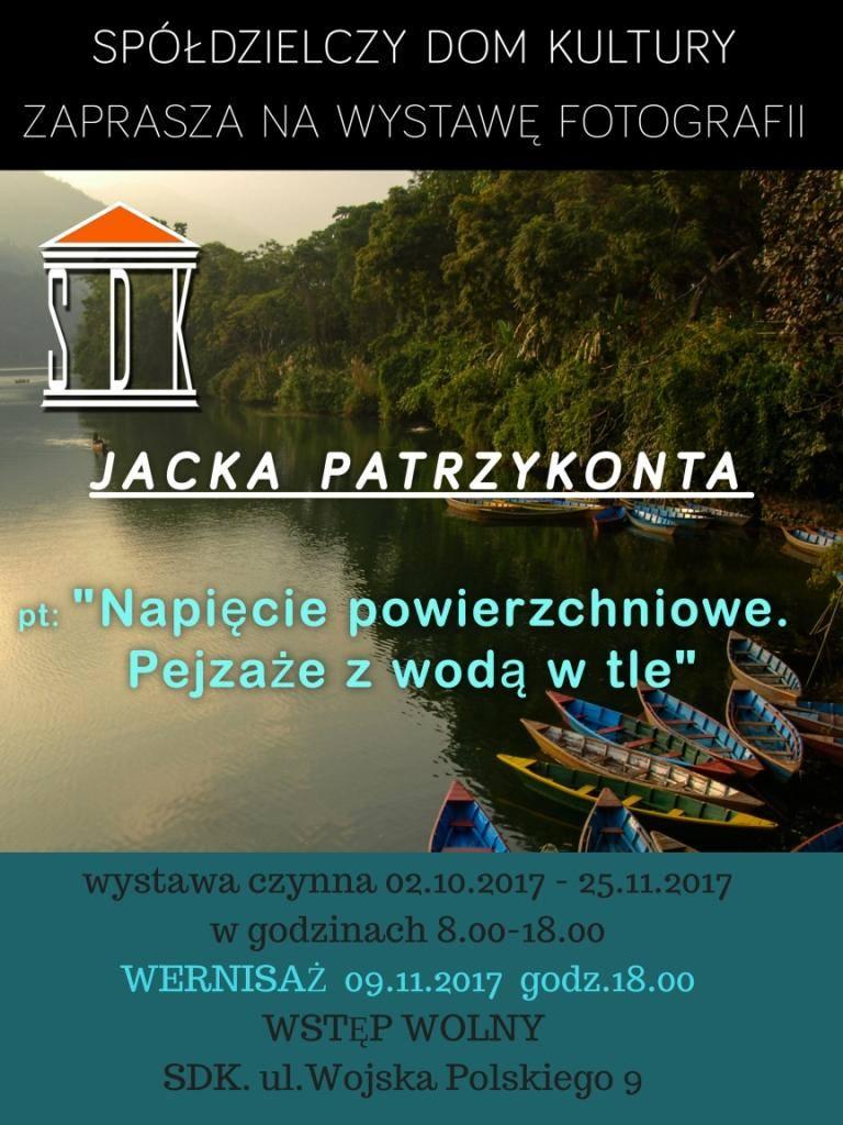 Wernisaż wystawy fotografii w Starachowicach