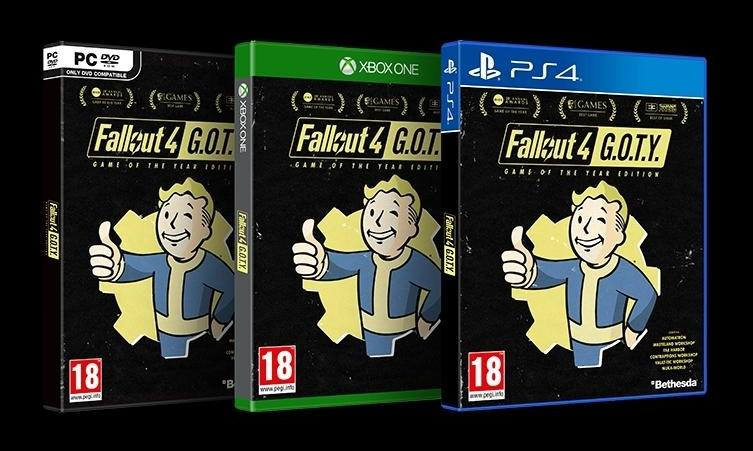 Fallout 4: Game of the Year EditionFallout 4: Game of the Year Edition