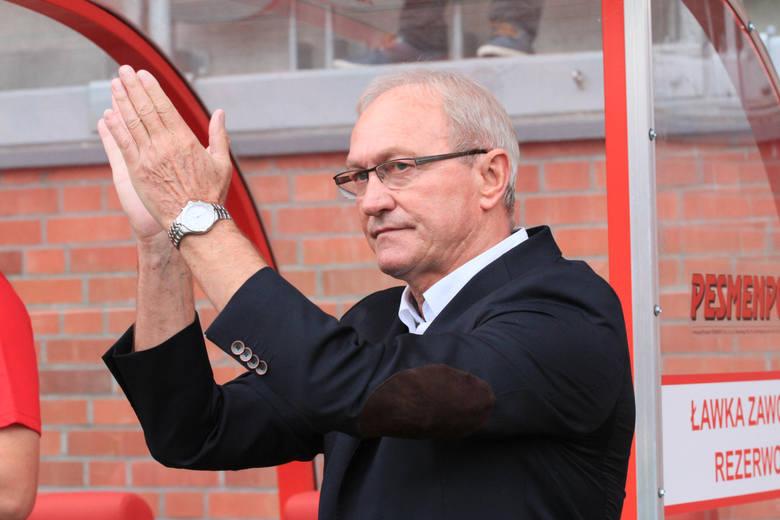 Franciszek Smuda- Jestem trenerem piłki nożnej, gry zespołowej. Dlatego wiem, że zdolność tworzenia zespołu jest gwarantem sukcesu. Oddam głos na Rafała