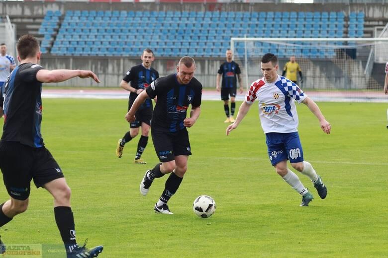 Włocłavia Włocławek to jedyny zespół 4. ligi z którym Zawisza Bydgoszcz nie wygrał w tym sezonie
