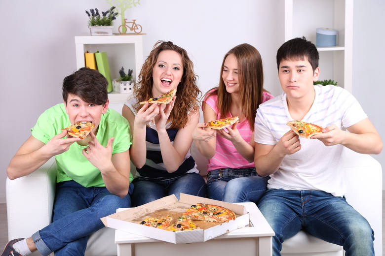 złe nawyki żywieniowe
