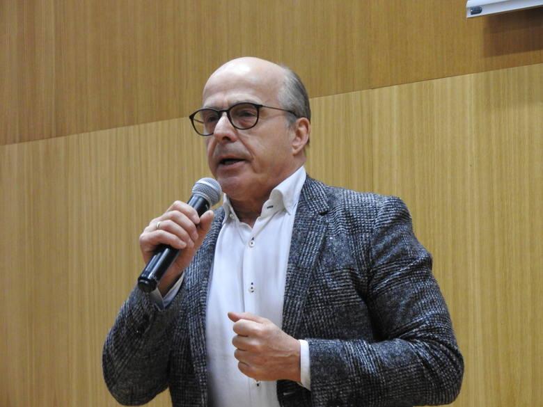 Gościem specjalnym gali był dziennikarz Jan Pospieszalski