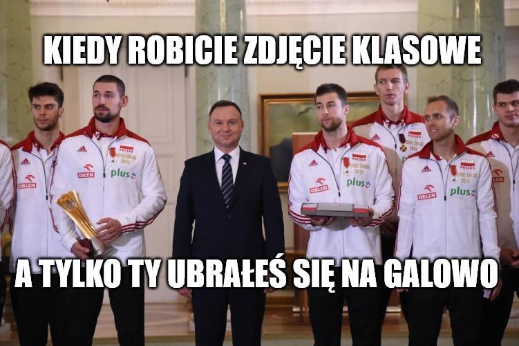 Memy po siatkarskich mistrzostwach świata [GALERIA]