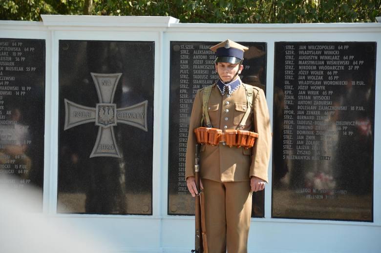 Obchody rocznicy wybuchu II wojny światowej w Łowiczu (Zdjęcia)
