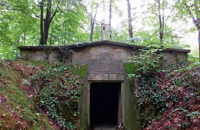 Grobowiec baronów Lipowskich, stan obecny.