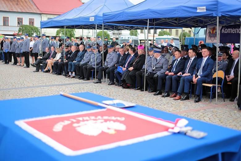 Wojewódzkie Święto Policji w Skierniewicach [ZDJĘCIA]
