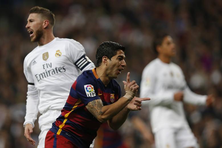 Czy Luis Suarez strzeli kolejną bramkę Realowi?