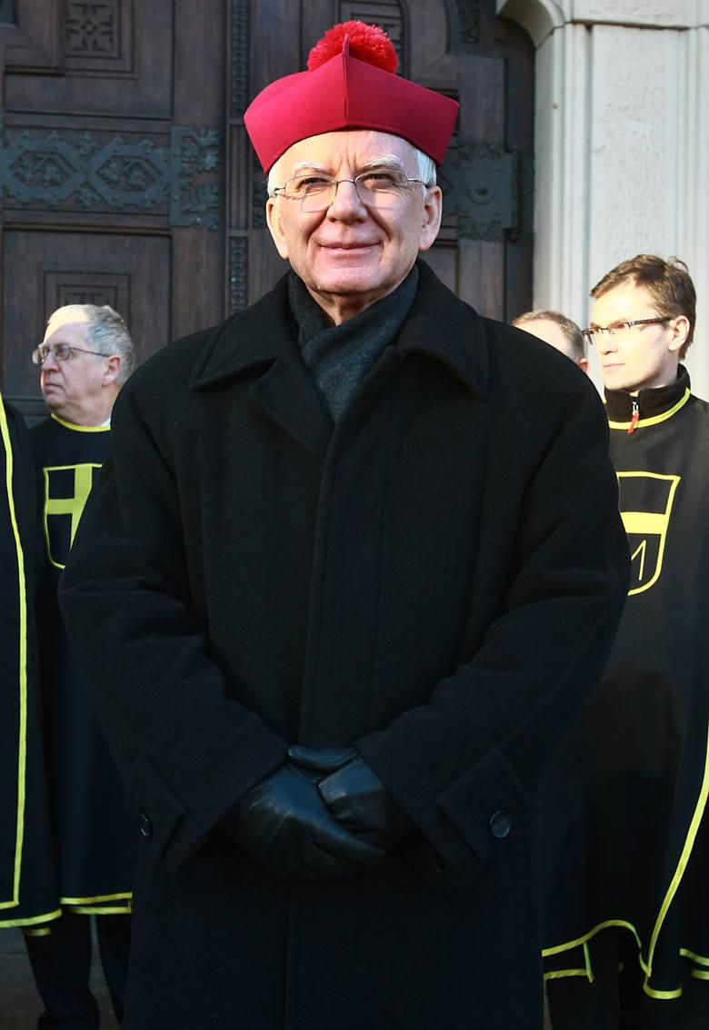 Arcybiskup Jędraszewski  wiele uwagi poświęcał trudnej, łódzkiej historii. Zwłaszcza cierpieniom, jakie polski naród znosił z rąk niemieckiego okupa