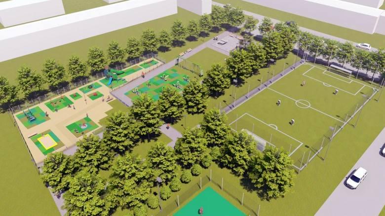 Wokół planu budowy parku było wiele kontrowersji. Mieszkańcy Starołęki sprzeciwiali się wycince dorodnych drzew do której doszło w  marcu tego roku.