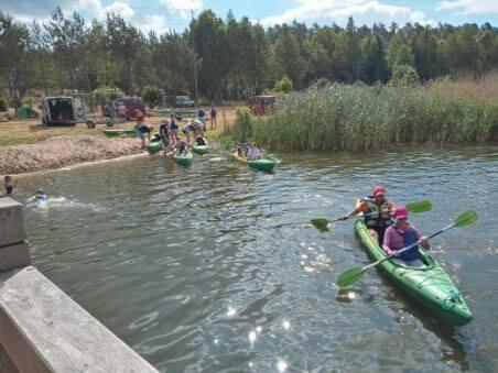 Spływy Kajakowe Lucyna Domaszk