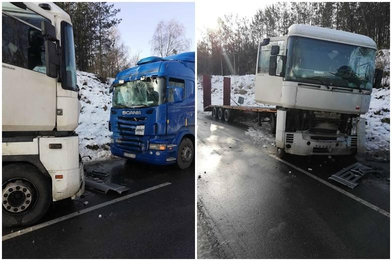 Policjanci ruchu drogowego w piątek (08.02.2019) po 10.00 wezwani zostali na miejsce kolizji w Rumunkach Głodowskich.Szczegóły na kolejnych zdjęciach