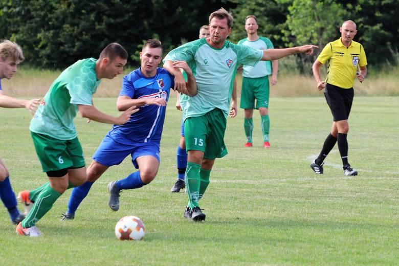 Piłkarze LKS-u Różyca po raz pierwszy w historii doszli tak daleko w Regionalnym Fortuna Pucharze Polski. Wszystko dzięki zwycięstwu nad rezerwami Widzewa