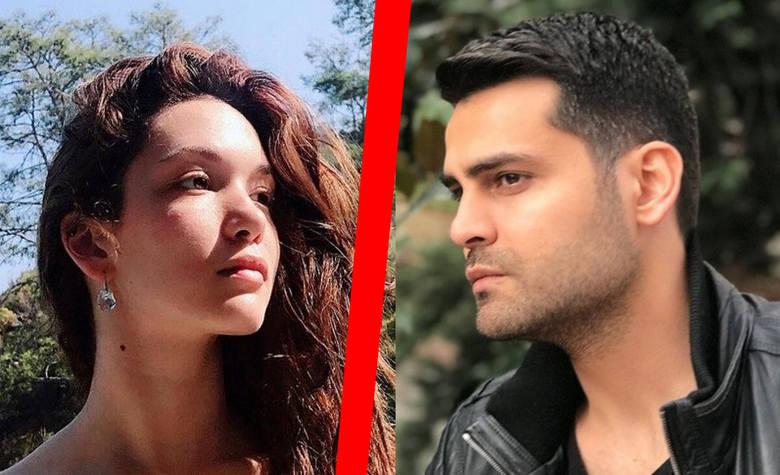 """Hazal Subaşı i Erkan Meriç, czyli Zehra i Ömer z serialu """"Więzień miłości"""" byli parą także w życiu prywatnym. Niestety, jak donoszą"""