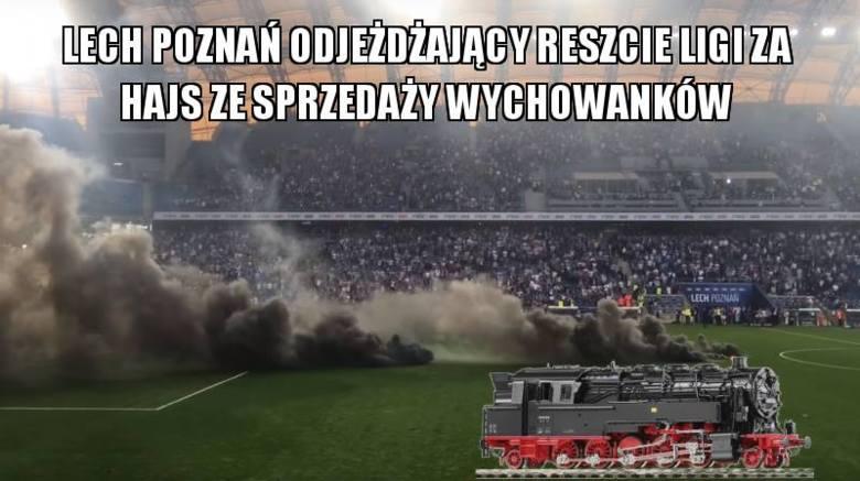 Lech - Legia: Memy po meczu. Internauci śmieją się z Kolejorza i jego kibiców!