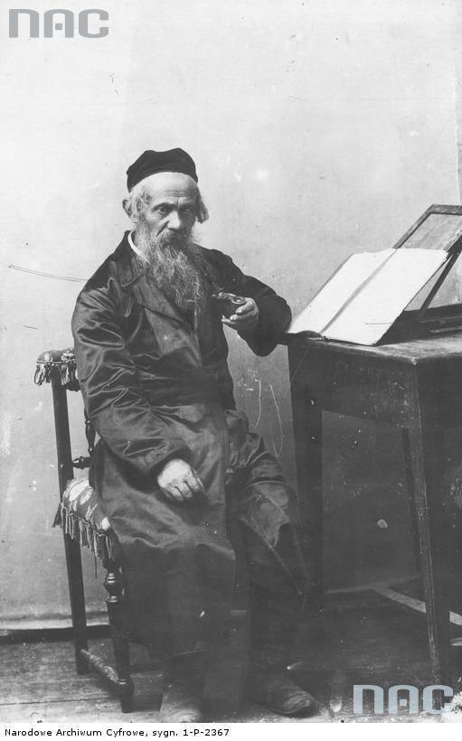 Nierozpoznany Żyd z Berezy Kartuskiej