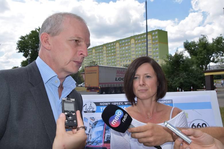 Katarzyna Mikołajec pozostanie na stanowisku zastępcy dyrektora ZIM, chociaż o jej odwołanie wnioskuje inicjatywa społeczna EL00000 - Zmotoryzowani Mieszkańcy